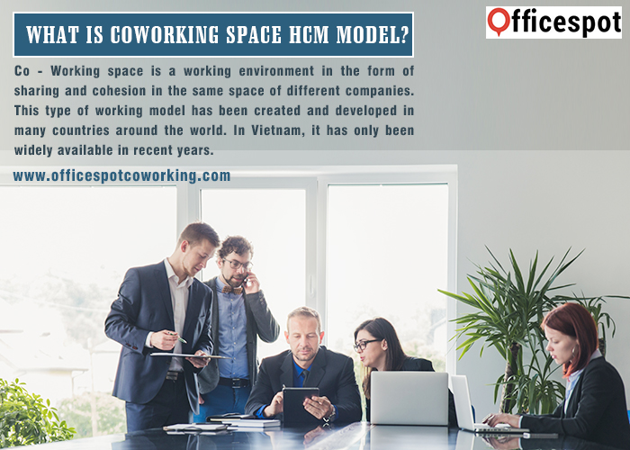 What is Co - Working space HCM model?