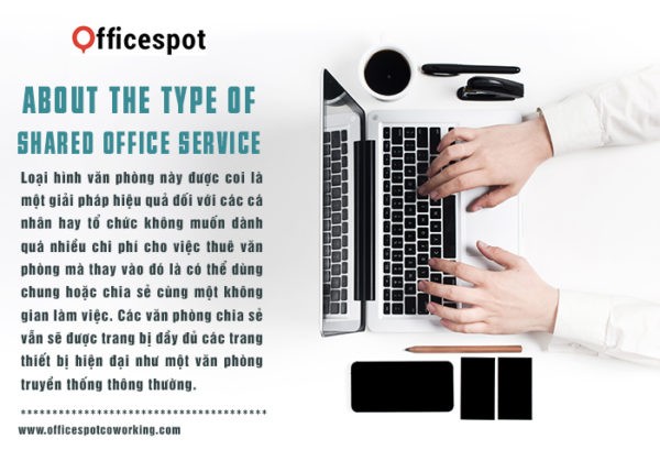 About the type of shared office service