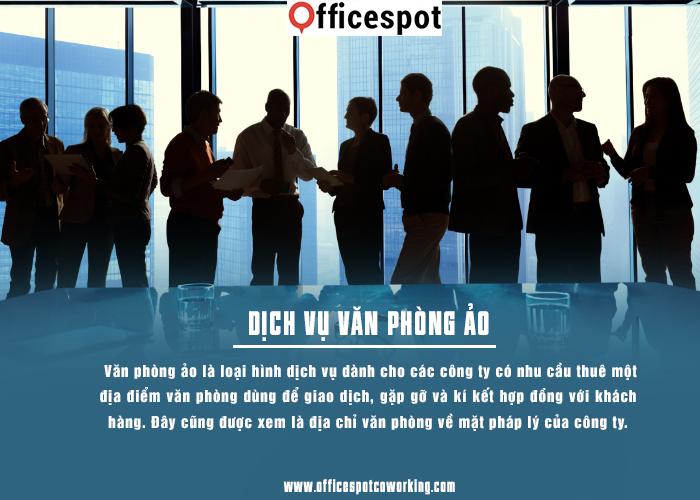 Dịch vụ văn phòng ảo