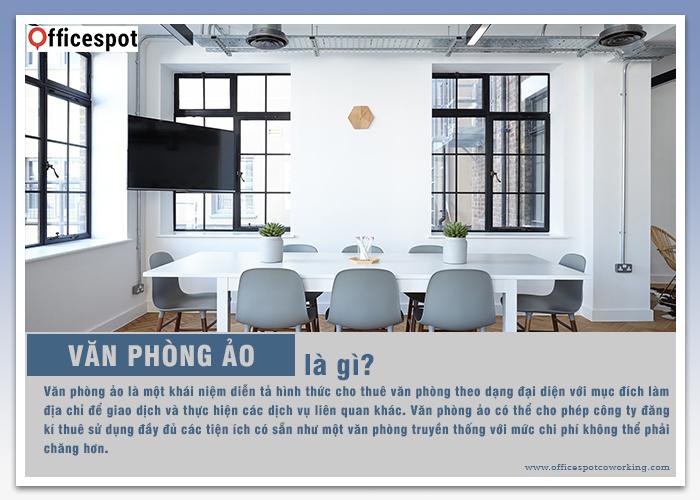 Văn phòng ảo là gì?