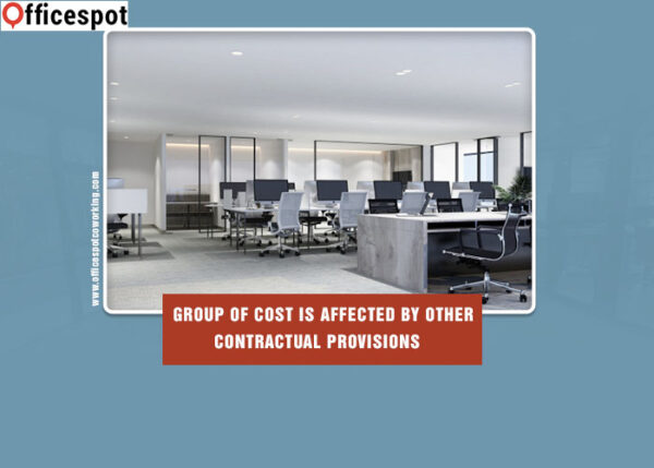 Group of cost is affected by other contractual provisions