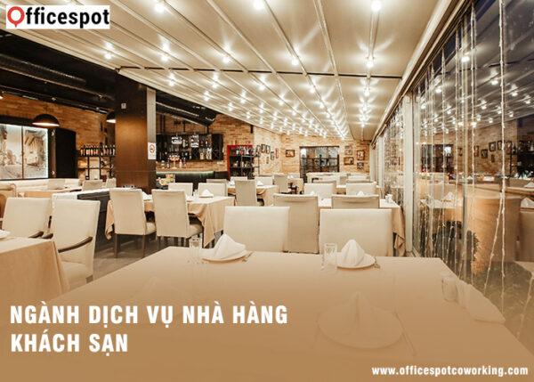nhà hàng khách sản bị ảnh hưởng lớn trong mùa covid